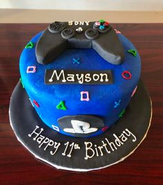 Outstanding 32 Best Video Game Cakes Video Game Cakes Cake Bakery Funny Birthday Cards Online Alyptdamsfinfo