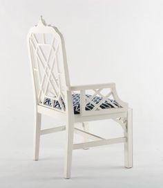 Ceylon Portfolio Pagoda Chair