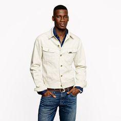 The Lee® 100-J Westerner jacket for J.Crew
