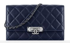 Check Out Chanel's Cruise 2015 Wallets, WOCs and Small Leather Goods, Including Prices