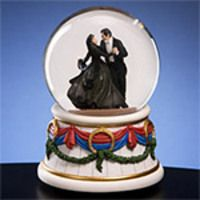 gone with the wind snow globes | ... us snowglobe water globe home collectable snowglobe water globe