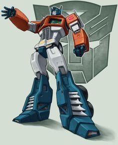 Optimus Prime - Kevin Herault