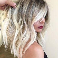 blonde hair inspo