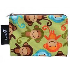 Colibri - Small Reusable Bag - Monkeys