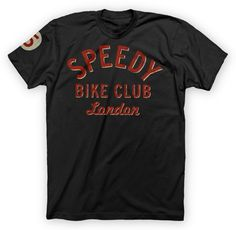 Speedy London Tee