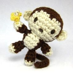 Crochet monkey patterns