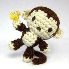 Crochet monkey patterns