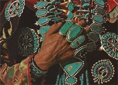 New Mexico desert 1970s national geographic navajo rings 70...