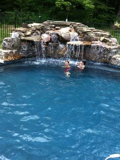 Pool Waterfalls Ideas 40 modern pergola designs and outdoor kitchen ideas designrulz rock waterfallfountainbackyardspools Pool Waterfall From Flickr 051c47bacde42b1d31885496a8e3a801jpg 12001606 Pixels
