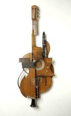 Haha. Guitar is in my brainstorm list. so this is how i would deconstruct a guitar. Thanks for the idea.