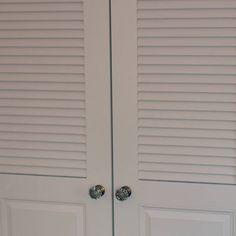 Closet Doors Louvered Sliding
