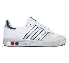 Adidas Originals x SPEZIAL G.S SPZL (Footwear White Collegiate Navy Vintage  White S15) - Consortium. 61a01fea2