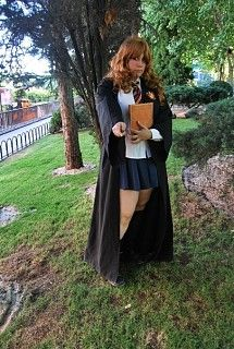 Hermione Granger - Harry Potter Series cosplay by Nami_blaze - Cosplay.com