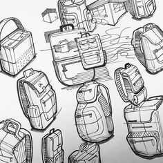 #doodle#productdesign #industrialdesign #idsketching #idsketch by zo_o_zo
