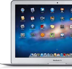 "The late 2011 13"" Apple MacBook Air"
