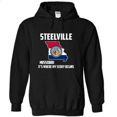 Steelville Missouri Special Shirt 2015-2016 - #lace shirt #sweater and leggings. SIMILAR ITEMS => https://www.sunfrog.com/States/Steelville-Missouri-Special-Shirt-2015-2016-6422-Black-38098391-Hoodie.html?68278