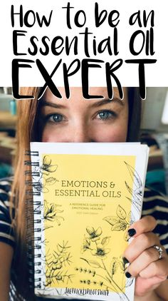 essential oil expert