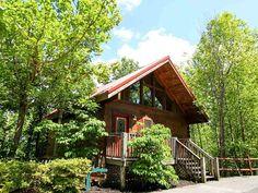Cabin vacation rental in Gatlinburg, TN, USA from VRBO.com! #vacation #rental #travel #vrbo