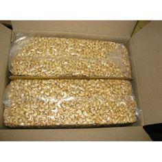 O.a. Cashewnoten, 1x 22,7 kg van diverse leveranciers