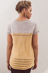 Ravelry: Allongé Tee pattern by Bristol Ivy