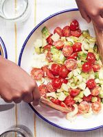 This Salad Has A MAJOR Secret Ingredient #refinery29