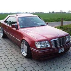 Mercedes_Benz #W124