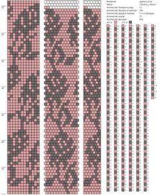 12 around bead crochet rope pattern Crochet Bracelet Pattern, Crochet Beaded Necklace, Bead Crochet Patterns, Bead Crochet Rope, Bracelet Patterns, Beading Patterns, Beaded Crochet, Peyote Stitch Patterns, Necklaces