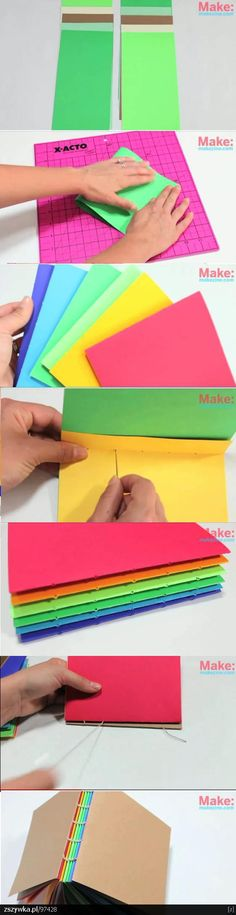 Crafts To Make, Diy Crafts, Paper Flower Tutorial, Paper Folding, Handmade Books, Craft Fairs, Quilling, Paper Flowers, Needlework