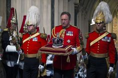 State Opening of Parliament 2014 - The Imperial State Crown