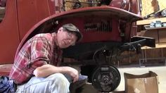 1941 Dodge WC6 4x4 Command Car Front Brake Install
