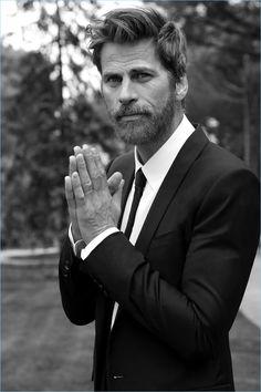 The Return of the Gentleman: Mark Vanderloo for Gentleman Magazine