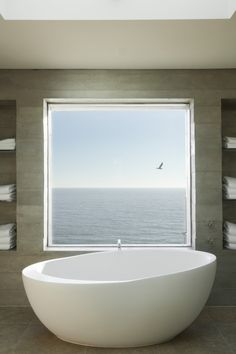 Bathtub with a view!