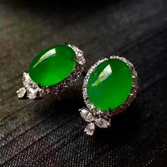 Repost @francis_chiu - a fine pair of natural burmese jadeite with no treatment detected.