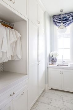 "Excellent ""laundry room storage diy budget"" detail is offered on our site. Have a look and you wont be sorry you did. Grey Laundry Rooms, Laundry Room Cabinets, Laundry Room Organization, Laundry Room Design, Mud Rooms, Diy Cabinets, Laundry Area, Storage Cabinets, White Cabinets"