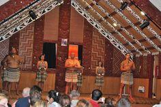 Maori Cultural Center, te Puia