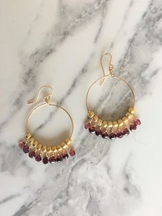 Handmade Gold Filled Hoop Earrings That You Must Love – Earring Designs 2020 You are in the right place about DIY Wire Earrings dangles Here we Diy Jewelry Rings, Wire Jewelry, Jewelery, Jewelry Making, Jewelry Quotes, Latest Earrings Design, Designer Earrings, Wire Earrings, Bridal Earrings
