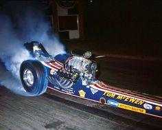 Vintage Drag Racing - Tom McEwen