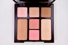 Charlotte Tilbury Instant Look Palette 5 minute Look Anverelle Review Natural Beauty
