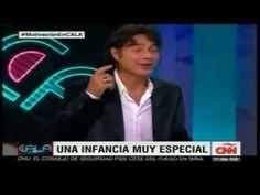 Claudio Maria Dominguez con CALA en CNN