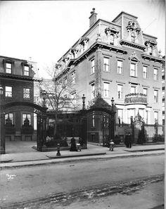 Daytonian in Manhattan: The Lost 1866 Havemeyer House -- 244 Madison Ave