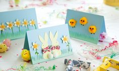 YourHome - Craft - Easter card template