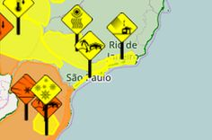 JORNAL O RESUMO: Alerta amarelo - Risco de vendaval para cidades do...