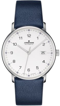 @junghansgermany  Watch Form A Pre-Order #add-content #basel-17 #bezel-fixed #brand-junghans #case-depth-9-5mm #case-material-steel #case-width-39-1mm #date-yes #delivery-timescale-call-us #dial-colour-silver #gender-mens #limited-code #luxury #missing-su