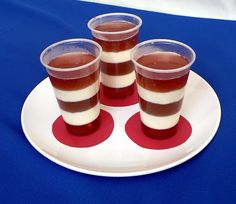 Cat in the Hat jello - great idea for a birthday party!