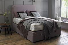 Diamond Luxe Hilary Devey Duvalay Luxury mattress coming soon to Antigua Furnishings