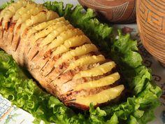 Sabor Brasil - Receitas - Lombo com abacaxi (Lombo com abacaxi)
