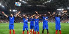 Euro 2016 : La génération Griezmann insouciante, ambitieuse et sans complexe