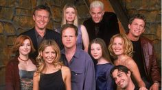Buffy's cast and crew remember the show on its 20th anniversary