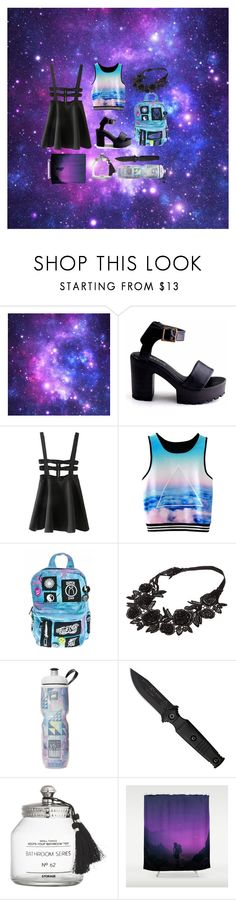 """Untitled #7"" by valeria-syomina on Polyvore featuring WithChic and Current Mood"