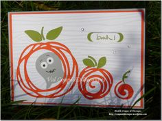 CoupesEtDecoupes - Stampin'Up Independant Demonstrator Paris (France) - Blog Hop Démos France - October 2016 - Halloween - Swirly Scribbles Dies Stampin'Up